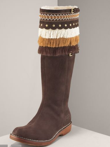 Ugg Fringed Boots: Love It or Hate It?