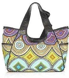 Jimmy Choo Keeya Printed Tote Bag: Love It or Hate It?