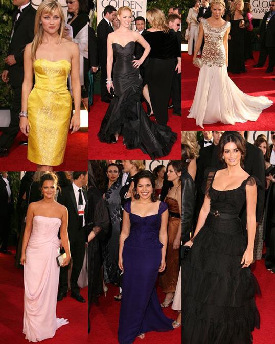 Golden Globes Best Dressed | POPSUGAR Fashion | Pix Aggregator - Top trending pictures...