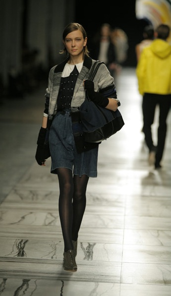 New York Fashion Week, Fall 2007:  3.1 Phillip Lim