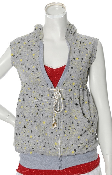 Scrap Book Stellar Vest Hoodie: Love It or Hate It?
