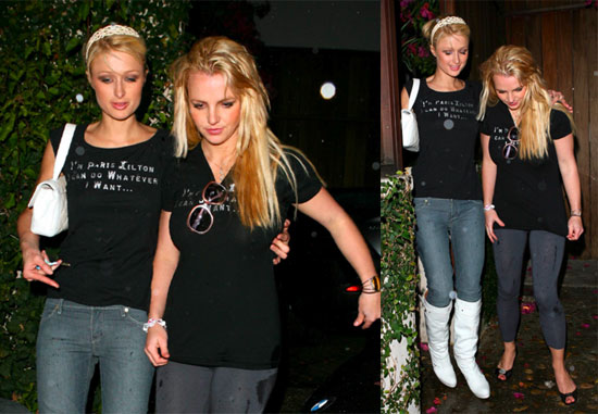 Britney: Single White Female