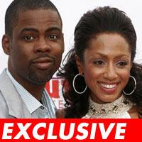 Chris Rock Split