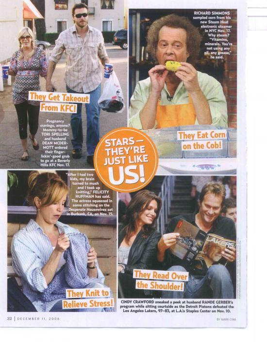 Look who made it on the pages of Us Weekly!