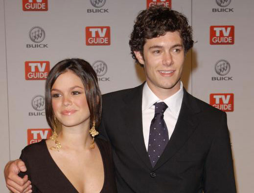 Adam Brody and Rachel Bilson Split