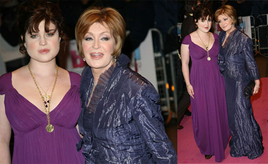 Sharon Osbourne's New Role (Kind of Like the Old One)