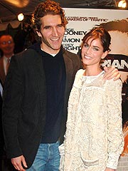 Adorable Amanda Peet Gets Married