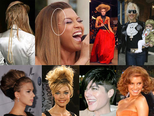 Who Wins Worst Hair of 2006?