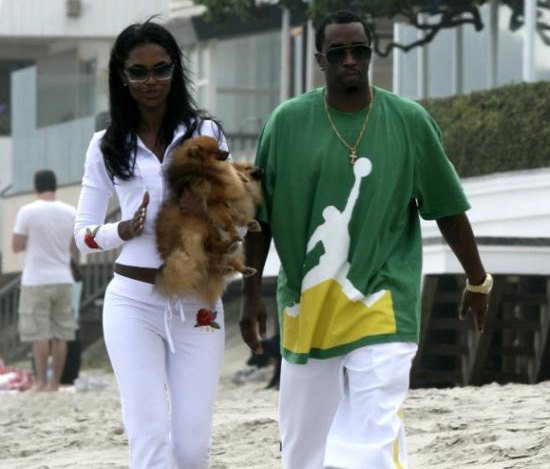 Diddy's a Daddy to Two Girls