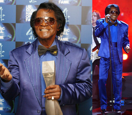 James Brown RIP