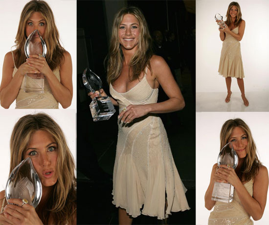 Jennifer Aniston Loved The Break Up