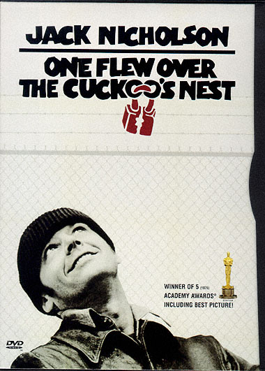 UPCOMING WEEKEND MOVIE: One Flew Over the Coockoo's Nest