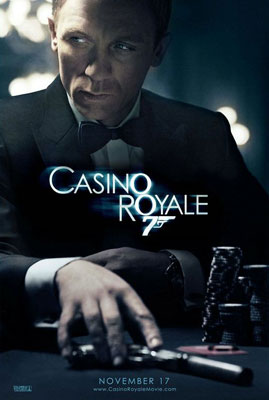 James Bond- Casino Royale (2006)