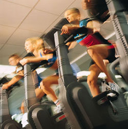 Get it Up - Your Heart Rate, That Is: Stationary Bike