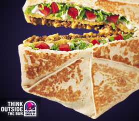 Taco Bell Asks You to Think Outside the Trans Fat
