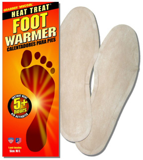 Warmers Are NOT Wimpy