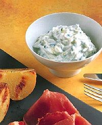 Snack Attack: Tzatziki, No Longer Greek to Me