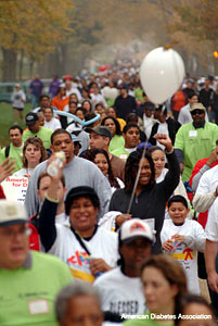 """ACT""ivism: America's Walk for Diabetes"