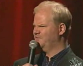Jim Gaffigan on Hot Pockets