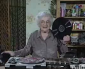 Hipster Granny Makes a Mash-up