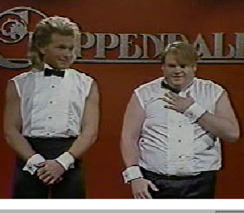 Chris Farley on SNL