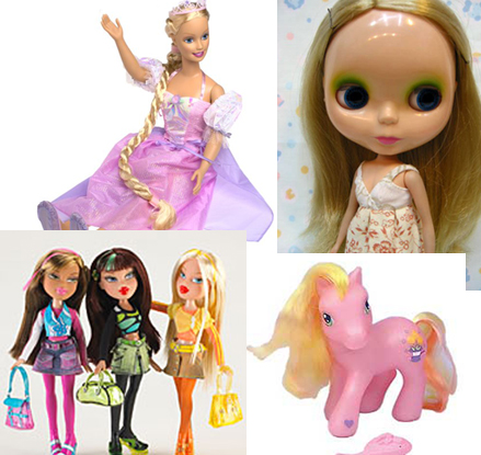 If You Were a Doll, Which Doll Would You Be?
