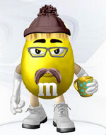 Create Your Own M&M Character