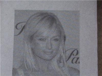 Product of the Day: Paris Hilton Toilet Paper