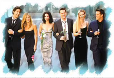Who Knew Friends Was Funnier Unscripted?!