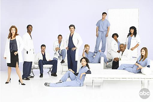"Hot ""Grey's Anatomy"" Gossip!"