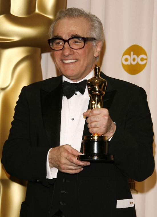 Oscar Video: Martin Scorsese Accepts His Oscar