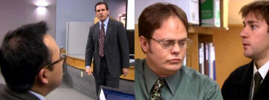 """The Office"" Recap: Episode 17, ""Business School"""