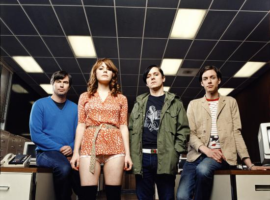 "Song of the Day: Rilo Kiley, ""After Hours"""