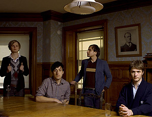 "Song of the Day: Grizzly Bear, ""Graceland"""