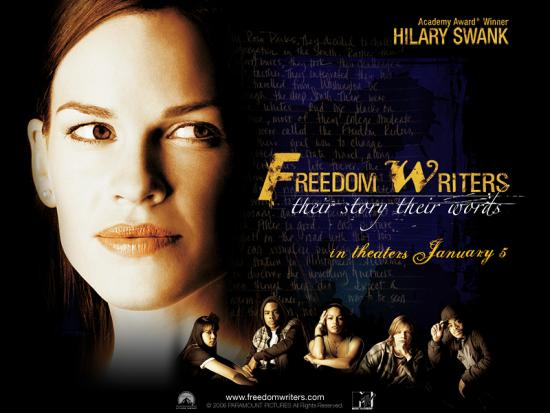 Movie Preview: Freedom Writers