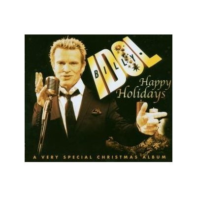 Happy Holidays From Billy Idol