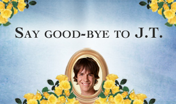 """Degrassi"" Fans Say Goodbye to J.T."