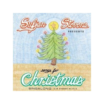 "CD Review: Sufjan Stevens ""Songs for Christmas"""