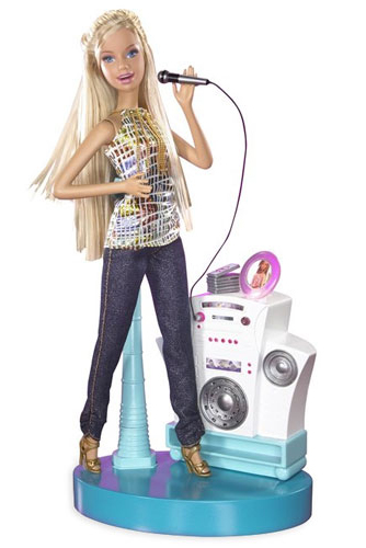 Barbie Chat Diva Singing Doll - Plug and Play?