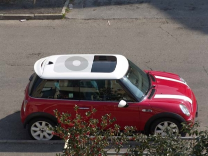 Totally Geeky Or Geek Chic? The Apple iPod Mini Car
