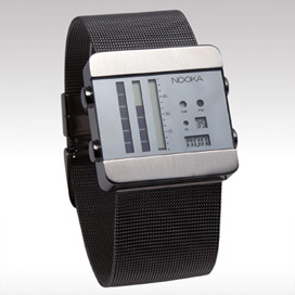 Change Your Concept of Time With A Nooka Watch