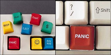 Specialize Your Keyboard With Panic Buttons!