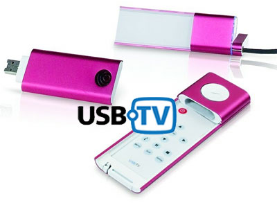 Tech News Roundup  - Pink USBTV To Take on AppleTV?