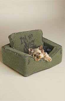 Juicy Couture Dog Bed