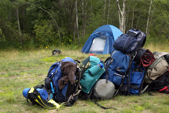 What to Bring With You Camping | POPSUGAR Fitness