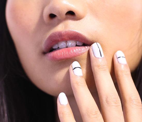 Tibi Spring 2014 nails