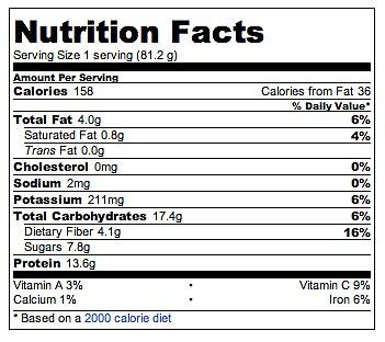 High Protein Banana Peanut Butter Snack Popsugar Fitness